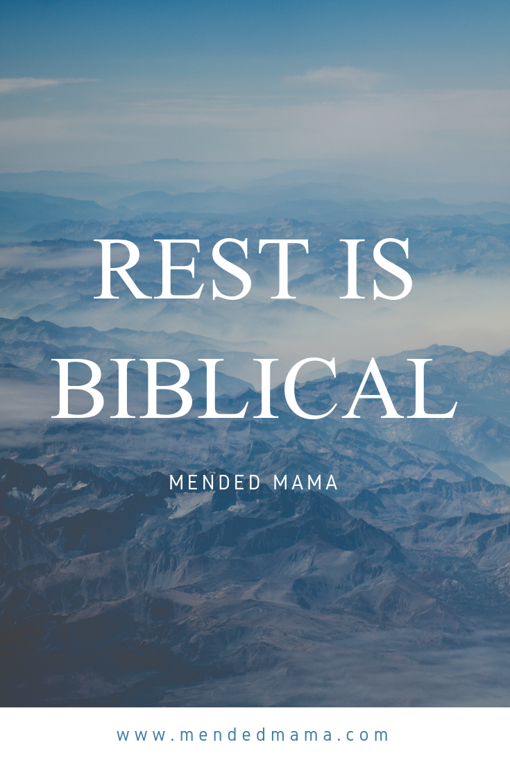 Rest is Biblical